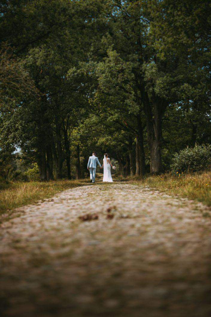 Hochzeitsfotografien in der Lüneburger Heide