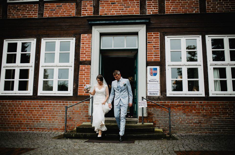 Hochzeitsfotograf Lüneburg mit Sandra & Daniel