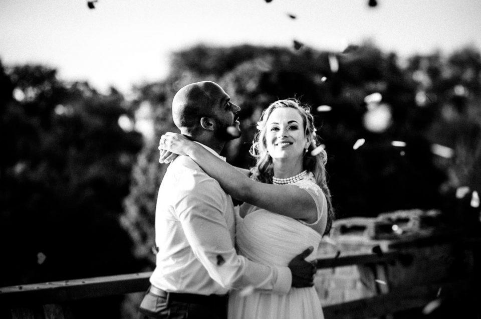 Hochzeitsfotograf Hamburg mit Romina & David in Jork