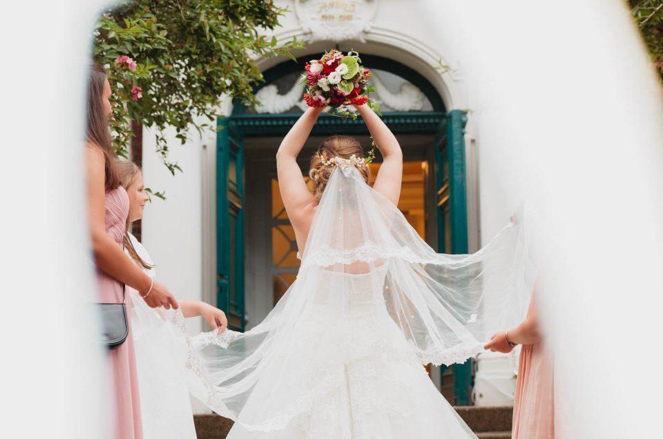 Hochzeitsfotograf Hamburg mit Gisela & Antonio