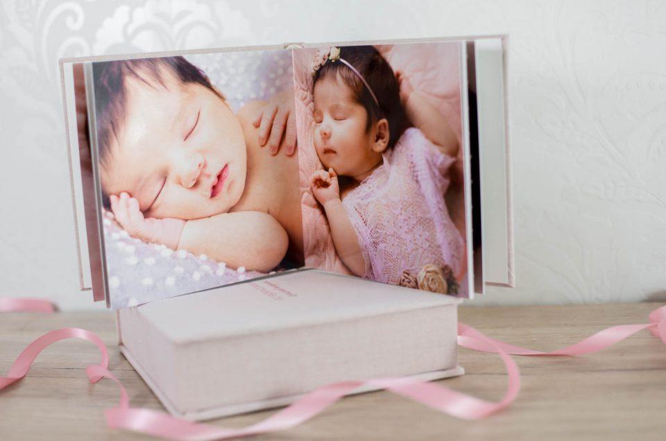 Schönes Baby Fotobuch & Baby Fotoalbum