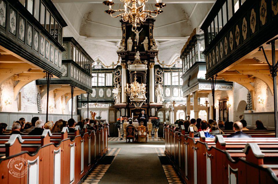 Eine magische Hochzeit in Jork bei Hamburg