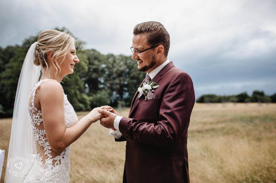 Hochzeitsreportage im Landhaus Haverbeckhof