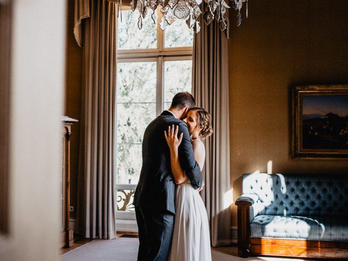 Als Hochzeitsfotograf in Hamburg, Jenisch Haus